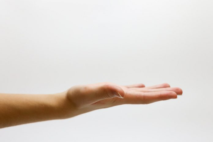 Eczema on Hands and arms