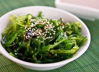 seaweed salad for thyroid