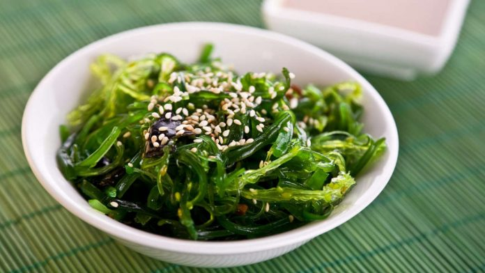 seaweed salad for thyroid